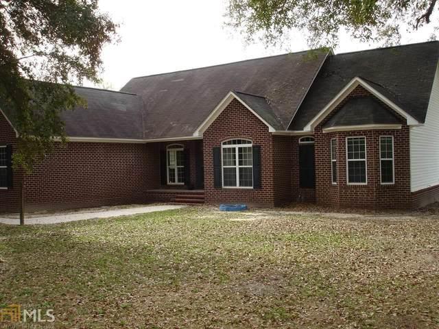 728 Mcelveen Kendrick Pond Rd, Brooklet, GA 30415 (MLS #8750583) :: RE/MAX Eagle Creek Realty