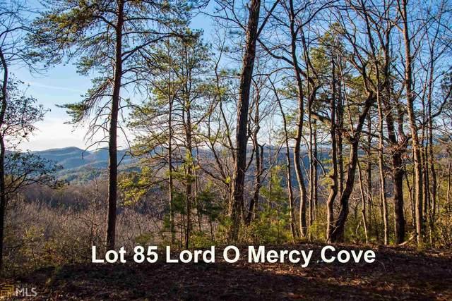 0 Lordamercy Cove Rd Lot 85, Tiger, GA 30576 (MLS #8750814) :: Rich Spaulding
