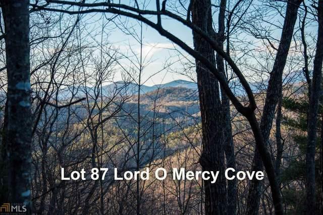 0 Eagle Eye Trail #87, Tiger, GA 30576 (MLS #8750820) :: Perri Mitchell Realty