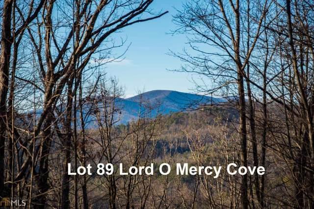 0 Lordamercy Cove Rd Lot 89, Tiger, GA 30576 (MLS #8750830) :: Rich Spaulding