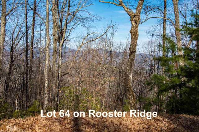 0 Rooster Ridge Lot 64, Tiger, GA 30576 (MLS #8750892) :: Rich Spaulding