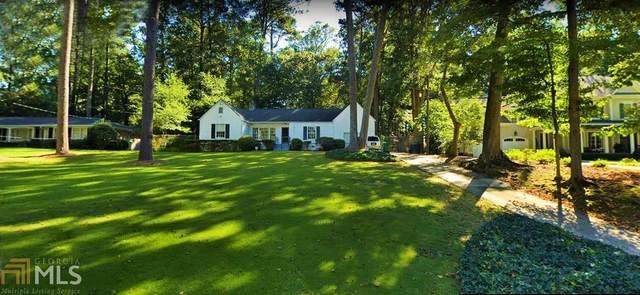 2881 Ashford Rd, Brookhaven, GA 30319 (MLS #8750909) :: Scott Fine Homes