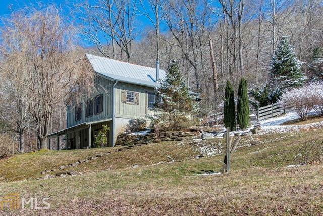 391 Natural Bridge Rd, Scaly Mountain, NC 28775 (MLS #8751017) :: Buffington Real Estate Group