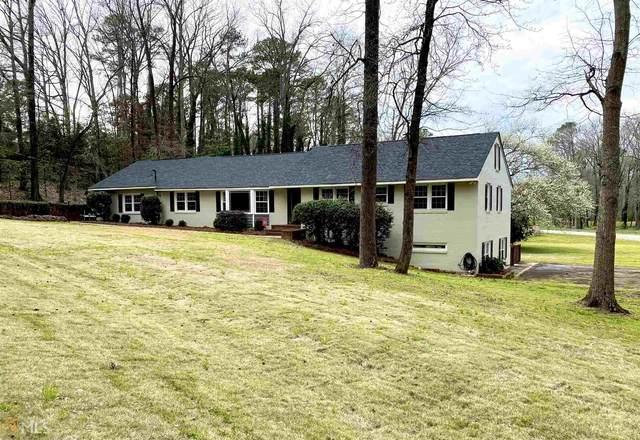 298 Cherokee Rd, Thomaston, GA 30286 (MLS #8751060) :: Buffington Real Estate Group