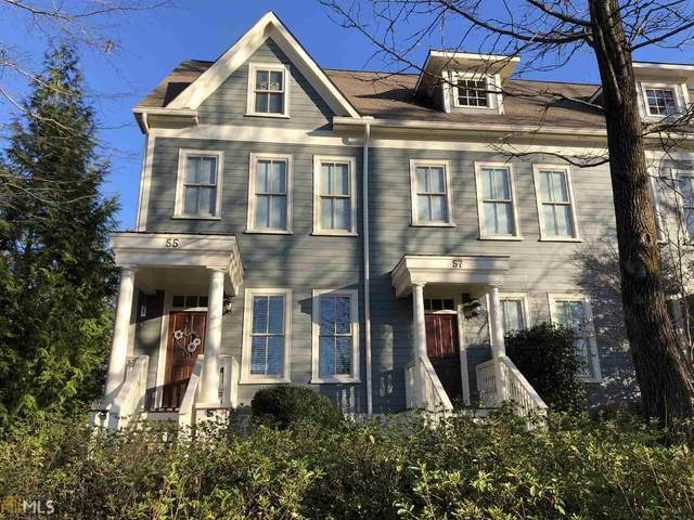 55 Charter Oak Dr, Athens, GA 30607 (MLS #8751066) :: The Heyl Group at Keller Williams