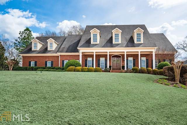 8 Oxford Dr, Cartersville, GA 30120 (MLS #8751585) :: Rich Spaulding