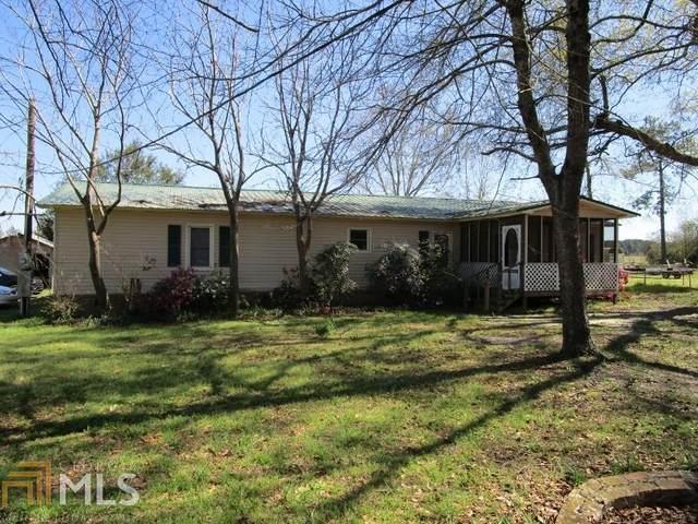 1542 Harville Rd, Statesboro, GA 30458 (MLS #8751643) :: The Heyl Group at Keller Williams
