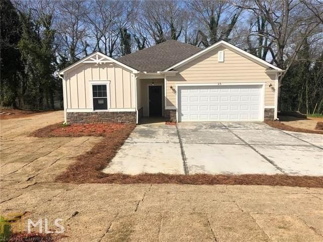 25 Baker St, Cartersville, GA 30120 (MLS #8752033) :: Buffington Real Estate Group