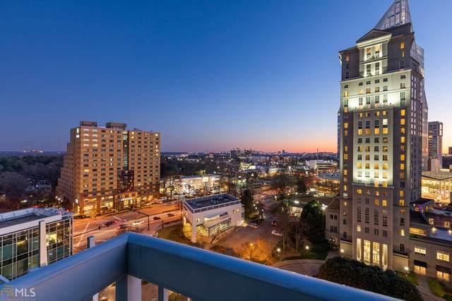 3324 Peachtree Rd #1114, Atlanta, GA 30326 (MLS #8752229) :: Buffington Real Estate Group