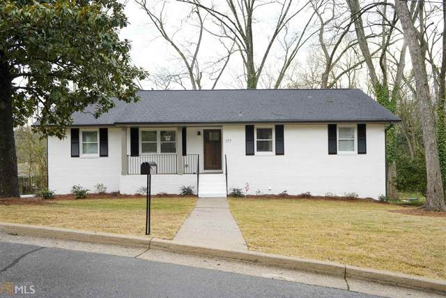 177 Flint St, Athens, GA 30601 (MLS #8752257) :: Buffington Real Estate Group