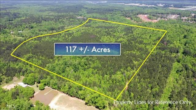 0 Emmett Freeman Rd 117 Acres, Senoia, GA 30276 (MLS #8752601) :: Michelle Humes Group