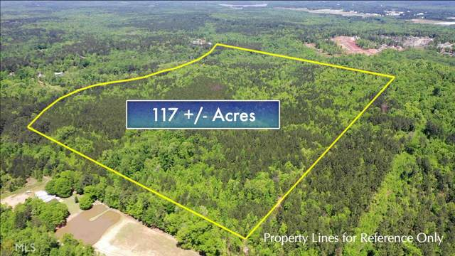 0 Emmett Freeman Rd 117 Acres, Senoia, GA 30276 (MLS #8752609) :: Michelle Humes Group