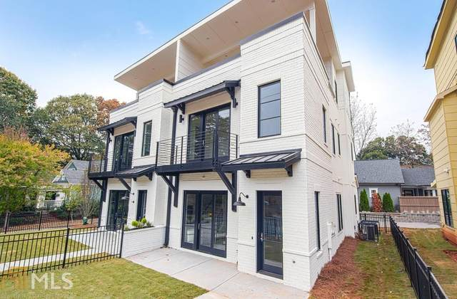 1112 Arkwright Pl B, Atlanta, GA 30316 (MLS #8752681) :: Athens Georgia Homes