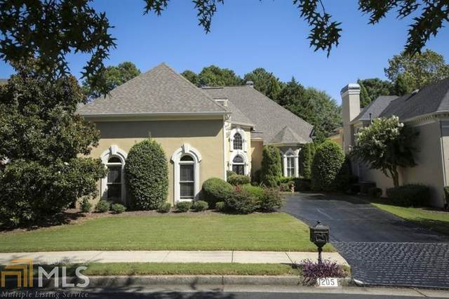 1205 Greatwood Mnr, Alpharetta, GA 30005 (MLS #8752701) :: The Realty Queen & Team