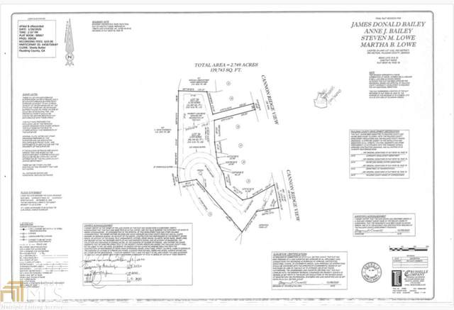 58 Cannon Ridge Vw 39 & 34, Dallas, GA 30132 (MLS #8753044) :: The Heyl Group at Keller Williams
