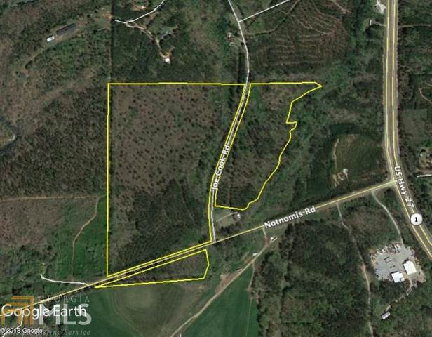 0 Joe Cook Rd, Franklin, GA 30217 (MLS #8753228) :: Buffington Real Estate Group