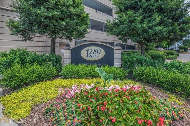 1280 W Peachtree St #2305, Atlanta, GA 30309 (MLS #8753315) :: Rich Spaulding