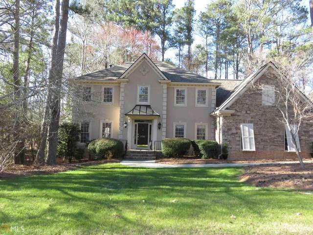 5721 Berryton, Peachtree Corners, GA 30092 (MLS #8753426) :: Buffington Real Estate Group