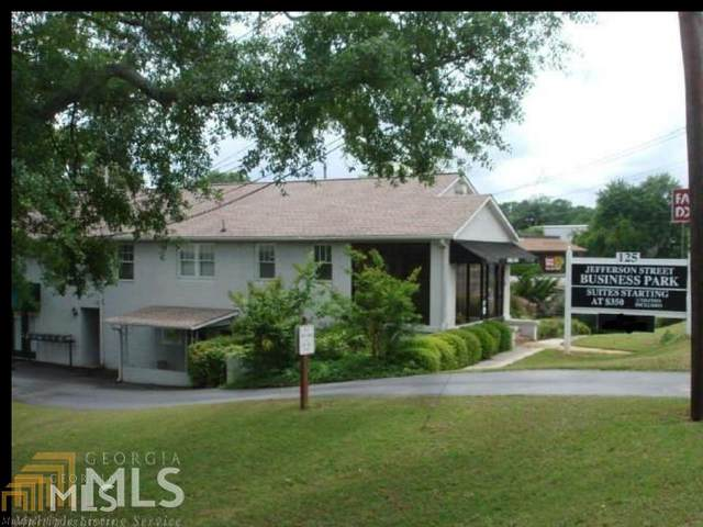 125 Jefferson St, Newnan, GA 30263 (MLS #8753522) :: Keller Williams Realty Atlanta Partners