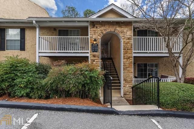 3120 Seven Pines Ct #207, Atlanta, GA 30339 (MLS #8753780) :: Rich Spaulding