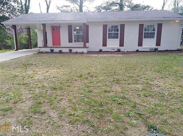 5283 Chantilly Ter, Atlanta, GA 30349 (MLS #8754369) :: RE/MAX Eagle Creek Realty