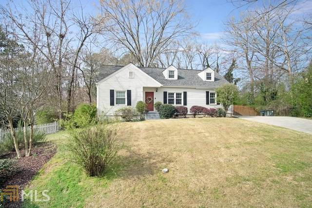 1871 Dyer Cir, Chamblee, GA 30341 (MLS #8754388) :: Scott Fine Homes