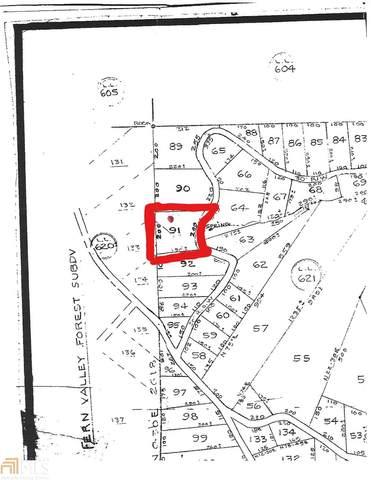 0 Splinter Trl #91, Dawsonville, GA 30534 (MLS #8754492) :: Military Realty