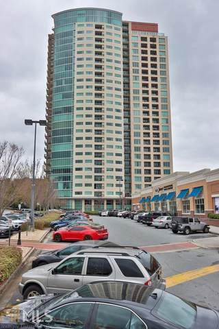 4561 Olde Perimeter Way #806, Atlanta, GA 30346 (MLS #8754781) :: Rich Spaulding