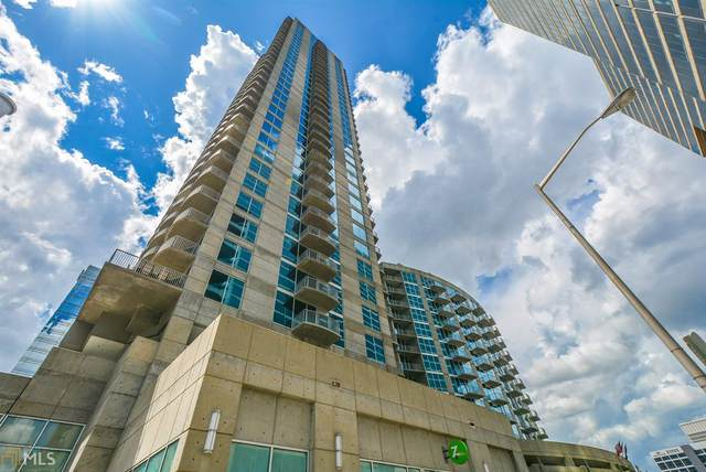 400 West Peachtree #1807, Atlanta, GA 30308 (MLS #8754827) :: Rich Spaulding