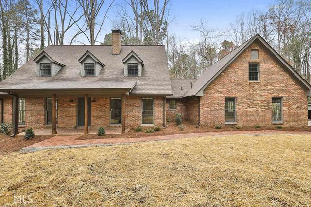 201 Hickory Rd, Fayetteville, GA 30214 (MLS #8754993) :: Community & Council