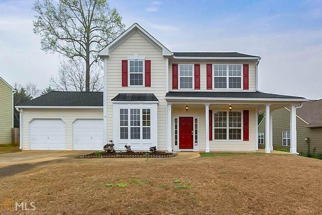 5074 Newpark, Acworth, GA 30101 (MLS #8755796) :: Buffington Real Estate Group
