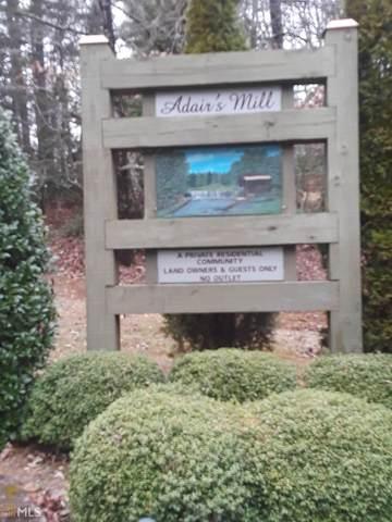0 Millcreek Trl, Cleveland, GA 30528 (MLS #8755925) :: The Heyl Group at Keller Williams
