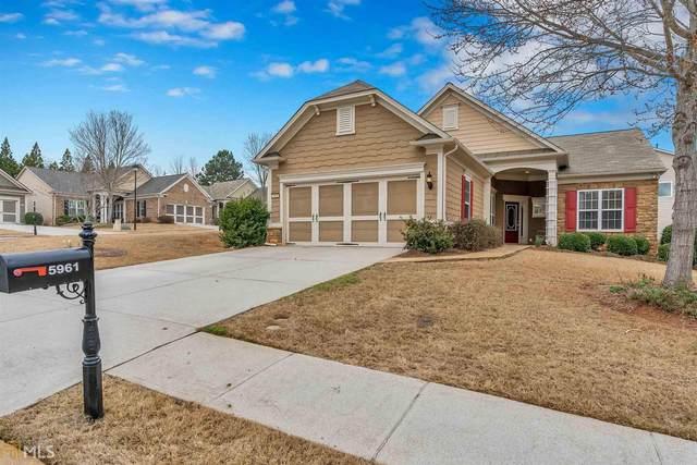5961 Bellflower Way, Hoschton, GA 30548 (MLS #8755978) :: Bonds Realty Group Keller Williams Realty - Atlanta Partners