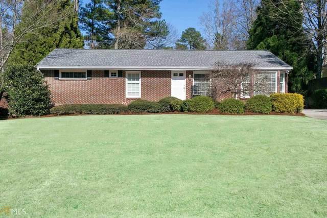 2701 Ashford Rd, Brookhaven, GA 30319 (MLS #8756225) :: Scott Fine Homes