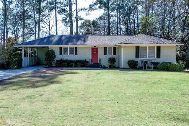 2702 Ashford Rd, Brookhaven, GA 30319 (MLS #8756232) :: Scott Fine Homes