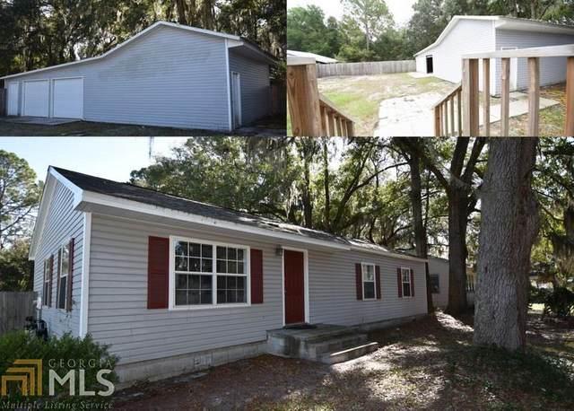 806 Margaret St, St. Marys, GA 31558 (MLS #8756412) :: Buffington Real Estate Group