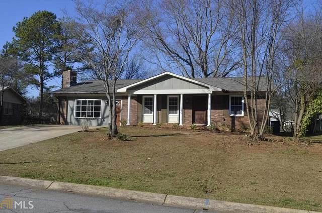2394 Wood Valley Dr, Morrow, GA 30260 (MLS #8756497) :: Athens Georgia Homes