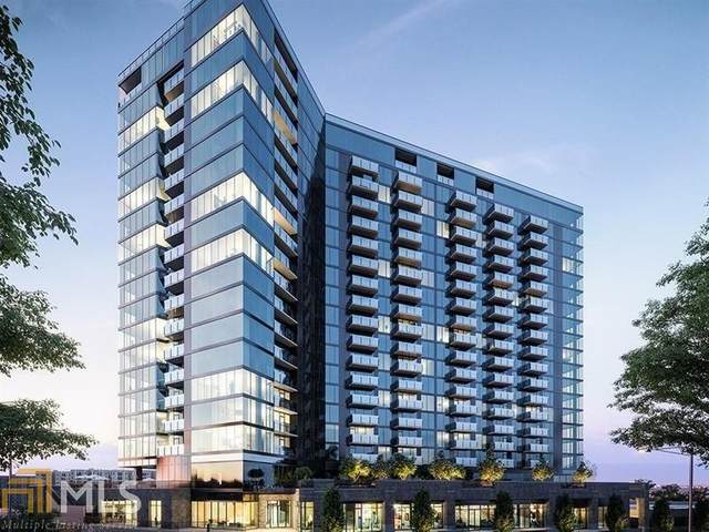 788 W Mariette St #1211, Atlanta, GA 30318 (MLS #8756546) :: Community & Council