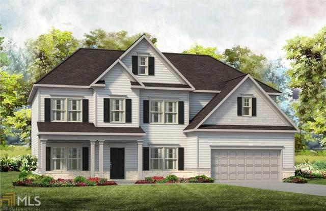 705 Owens Cir, Canton, GA 30115 (MLS #8756648) :: Bonds Realty Group Keller Williams Realty - Atlanta Partners