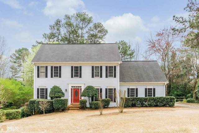 6420 Bannerhorn Run, Alpharetta, GA 30005 (MLS #8757121) :: The Realty Queen & Team