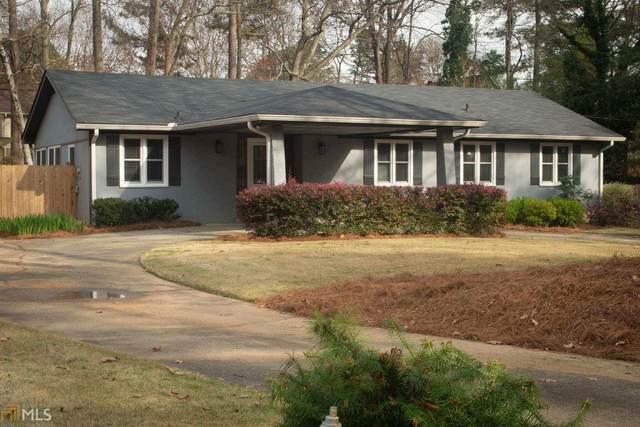 4685 Andalusia Trl, Dunwoody, GA 30360 (MLS #8757996) :: Bonds Realty Group Keller Williams Realty - Atlanta Partners