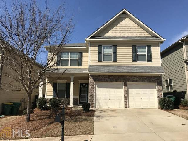 304 Montgomery Way, Woodstock, GA 30188 (MLS #8758026) :: Rettro Group