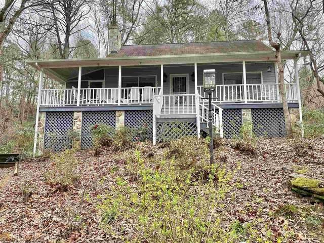 445 Oak Forest Dr, Clarkesville, GA 30523 (MLS #8758133) :: Buffington Real Estate Group