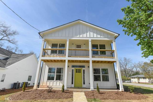 387 Rear First St, Athens, GA 30601 (MLS #8758234) :: Buffington Real Estate Group