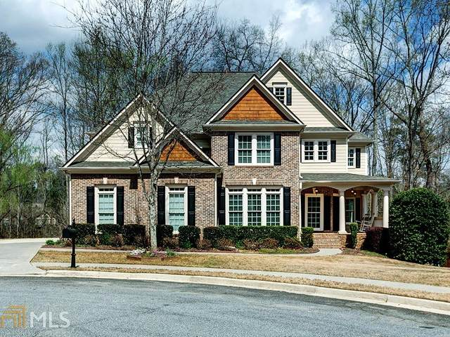 5166 Cherokee Rose Ln, Kennesaw, GA 30152 (MLS #8758295) :: Buffington Real Estate Group