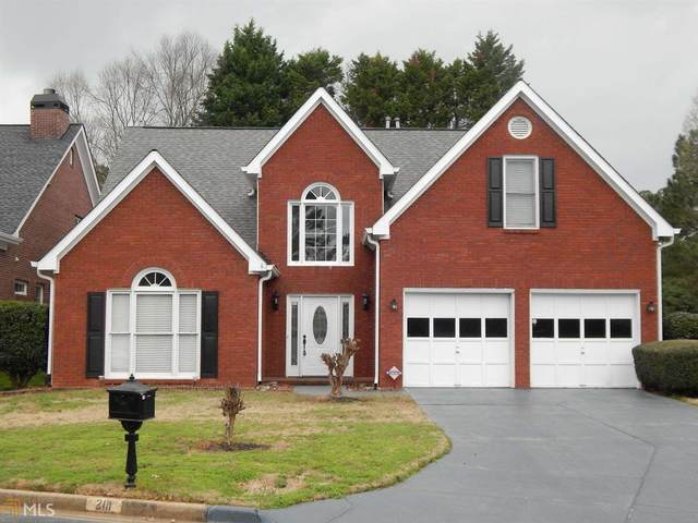 2111 Highland Club, Conyers, GA 30013 (MLS #8758420) :: Scott Fine Homes