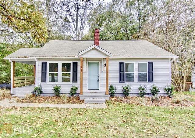 2753 S Highway 92 S, Fayetteville, GA 30215 (MLS #8758467) :: Rettro Group