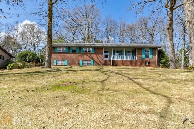 2891 Barbara Ln Ne, Marietta, GA 30062 (MLS #8758547) :: Buffington Real Estate Group