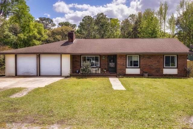825 E Pinewood Ave, Kingsland, GA 31548 (MLS #8758550) :: Rettro Group