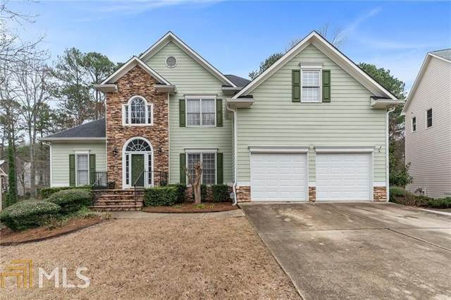 136 Highlands Dr, Woodstock, GA 30188 (MLS #8758682) :: The Durham Team
